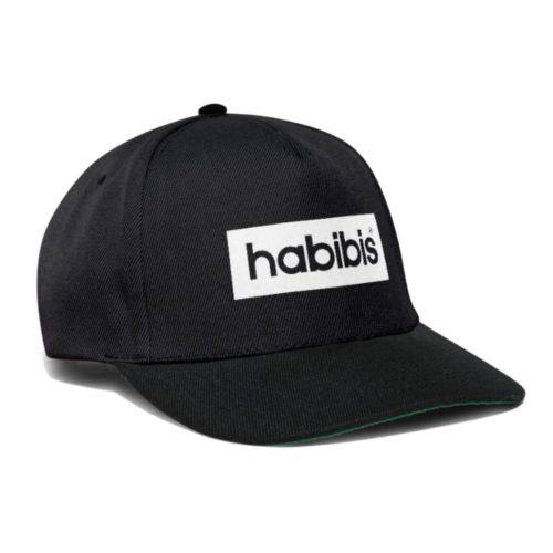 Snapback-Cap-Habibis-vorne